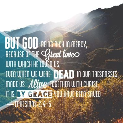 But God Being Rich in Mercy