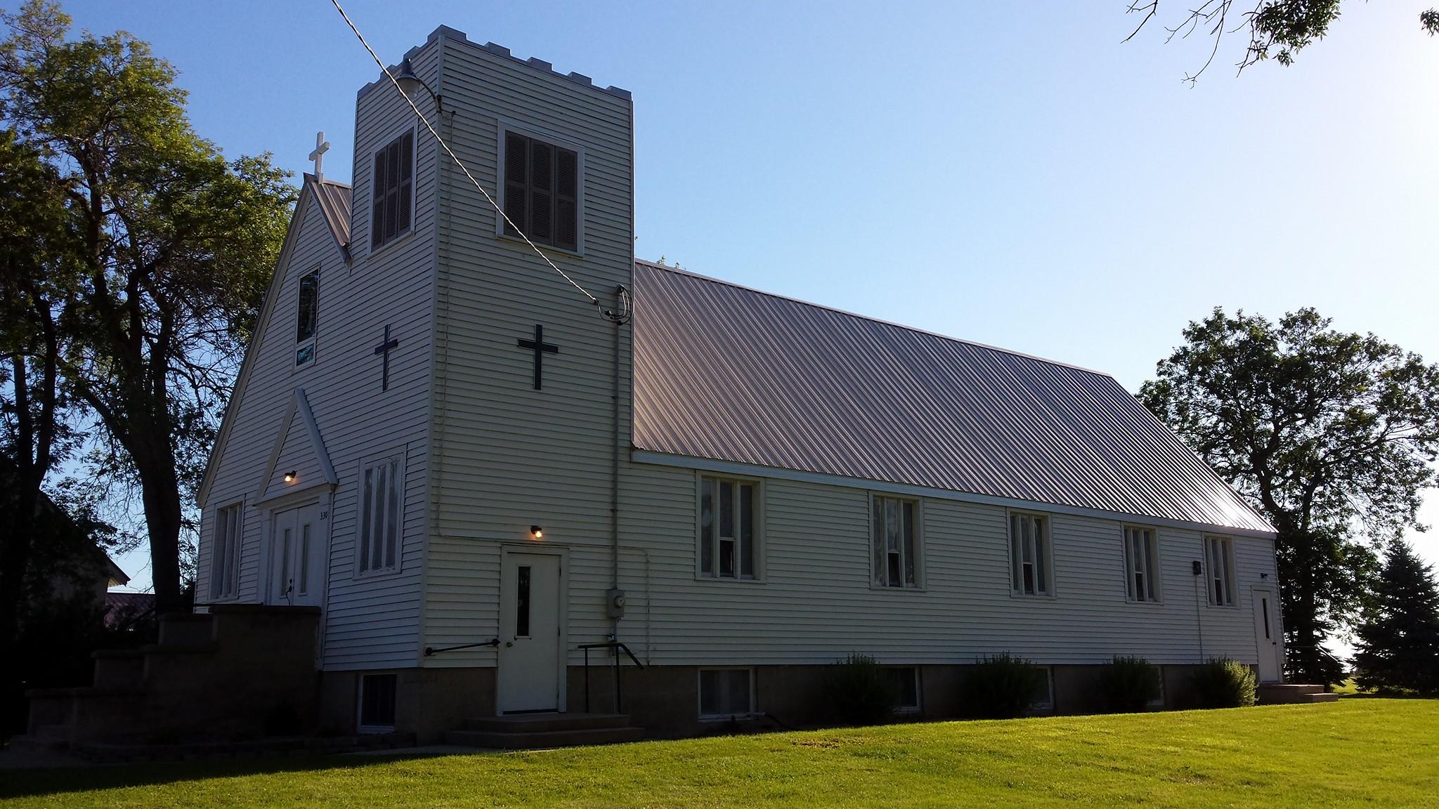 St John's new roof