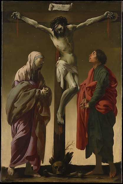 The Crucifixion with the Virgin and St. John