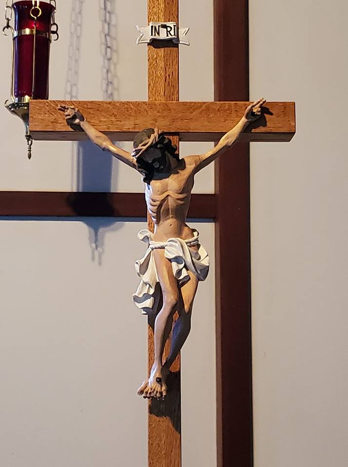 Our Saviour's crucifix